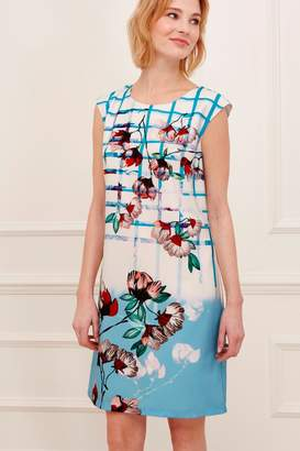 Great Plains Trellis Garden Dress