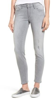 Women's Mavi Jeans Adriana Stretch Skinny Ankle Jeans $98 thestylecure.com