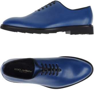 Dolce & Gabbana Lace-up shoes - Item 11221067HH