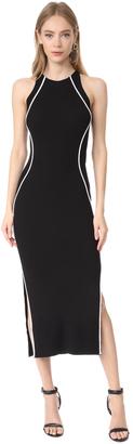 Mugler Sleeveless Dress $1,090 thestylecure.com