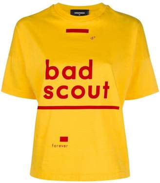 DSQUARED2 Bad Scout T-shirt