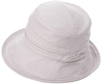 0196f823804 Siggi Womens UPF50+ Summer Sunhat Cotton Bucket Breathable Foldable Sun  Shade Hats w Chin Cord