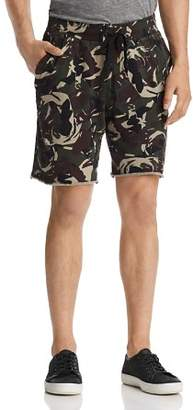 Spiritual Gangster Varsity Fleece Shorts