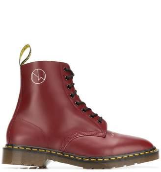 Dr. Martens New Warriors boots