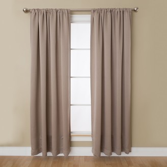 Miller Curtains 1-Panel Nella Energy Efficient Window Curtain