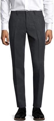 John Varvatos Collection Side Seam Zipper Trouser