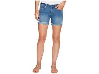 RVCA Front Row Denim Short Women's Shorts