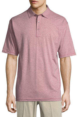 Bobby Jones Riverside Heathered Polo Shirt