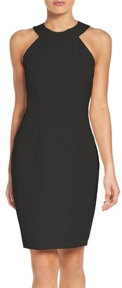 Women's French Connection Kantha Sheath Dress $198 thestylecure.com