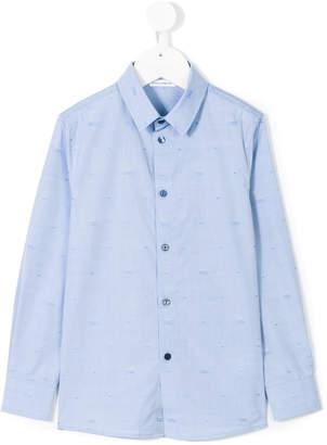 Dolce & Gabbana small logo print shirt