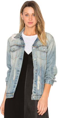 Rails Knox Denim Jacket $228 thestylecure.com