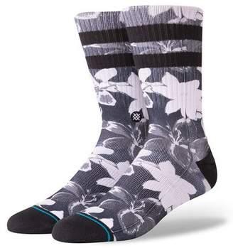 Stance Men's Lilly Graphic Print Socks