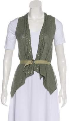 Brunello Cucinelli Embellished Knit Vest