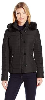 Armani Jeans Women's Puffer Coat