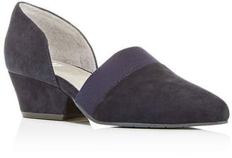 Eileen Fisher Women's Hilly d'Orsay Wedge Pumps