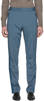 Bottega Veneta Blue Jersey Lounge Pants