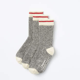 Roots Toddler Classic Cabin Sock 3 Pack