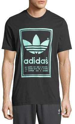 adidas Men's Vintage Logo T-Shirt