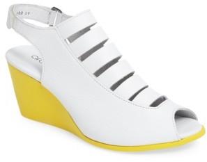 Women's Arche Egzy Wedge Sandal $394.95 thestylecure.com