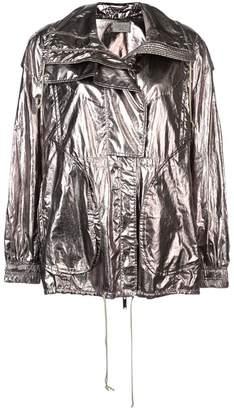 Jason Wu metallic structured jacket