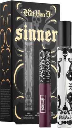 Kat Von D - Sinner Lipstick + Fragrance Travel Duo