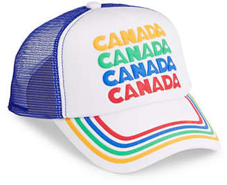 CANADIAN PARALYMPIC TEAM COLLECTION Canada Rainbow Baseball Cap
