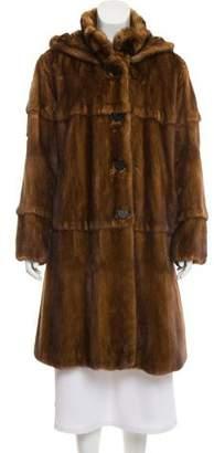 Fendi Vintage Fur Coat