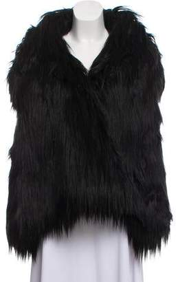 Stella McCartney Faux Fur Reversible Vest w/ Tags