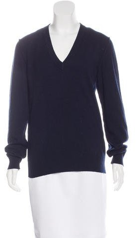 Dolce & Gabbana Dolce & Gabbana Long Sleeve V-Neck Sweater