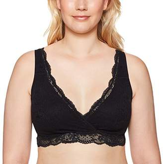 Arabella Women's All Over Lace Supportive Bralette