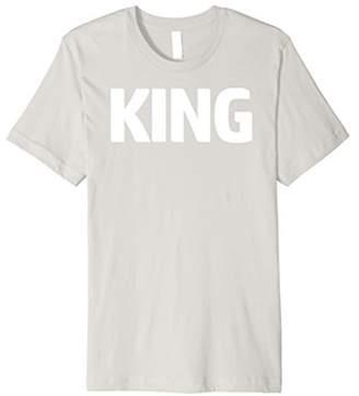 King T Shirt Tee