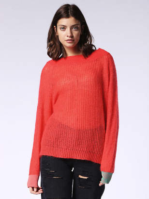 Diesel Sweaters 0DARN - Red - L