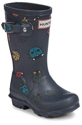 Hunter Graphic Mid-Calf Rain Boots