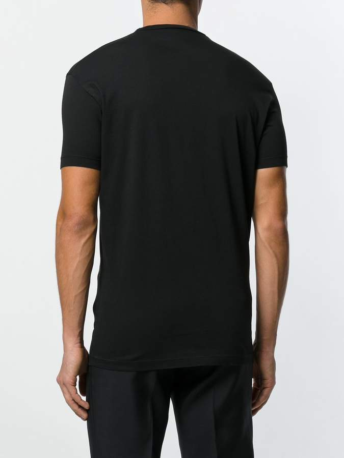 DSQUARED2 silhouette print T-shirt