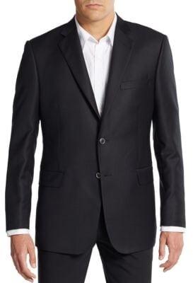 Saks Fifth Avenue Regular-Fit Wool Blazer