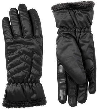 Isotoner Cold Weather Sleek Heat Glove with SamrtDRI