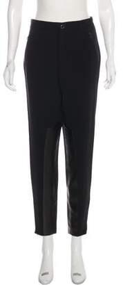 Ralph Lauren High-Rise Skinny Pants