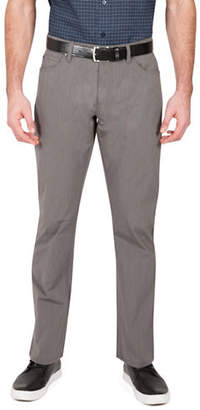 Haggar HERITAGE Straight-Fit Pants