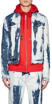 Helmut Lang Seen By Shayne Oliver Men's 87 Reversible Denim Jacket