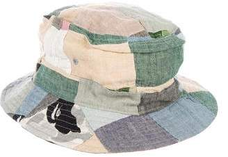 A Bathing Ape Patchwork Bucket Hat