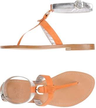 Il Sandalo Toe strap sandals