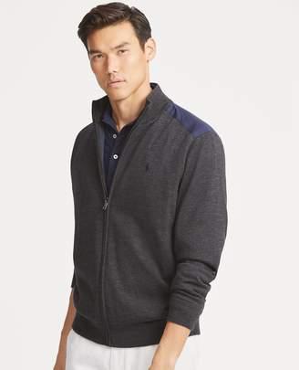 Ralph Lauren Merino Wool Full-Zip Sweater