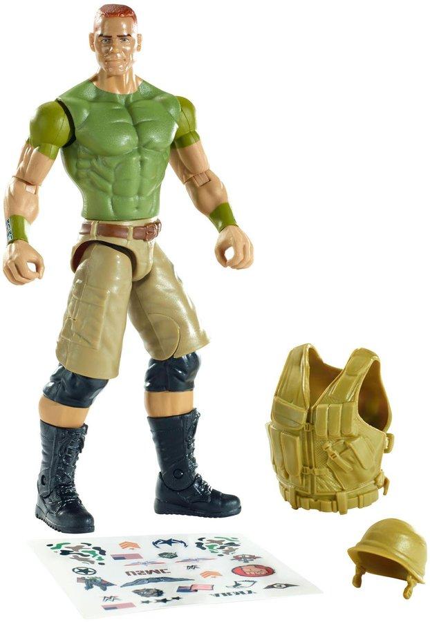 WWE Create A Superstar John Cena Figure Pack
