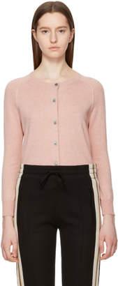 Etoile Isabel Marant Pink Napoli Cardigan