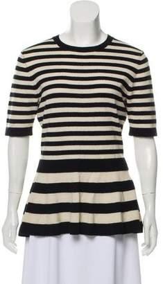 Autumn Cashmere Patterned Cashmere Sweater