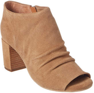 Gentle Souls Camelia Suede Ankle Boot