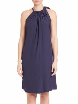 HEIDI KLEIN Nantucket Bow Dress $315 thestylecure.com