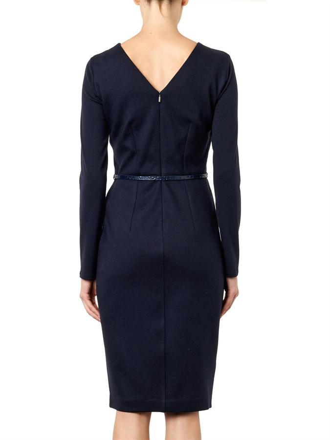 Max Mara Crusca dress