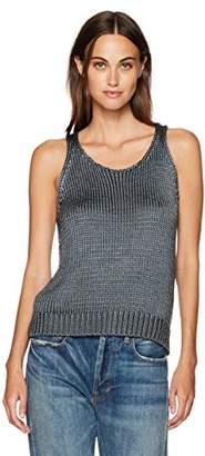 Vince Women's Crop Knit Tank