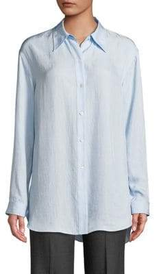 Theory Weekender Long-Sleeve Shirt